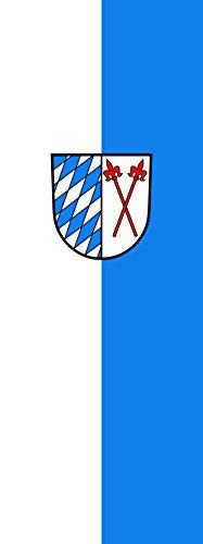 magFlags Drapeau Eschelbronn | portrait flag | 6m² | 400x150cm