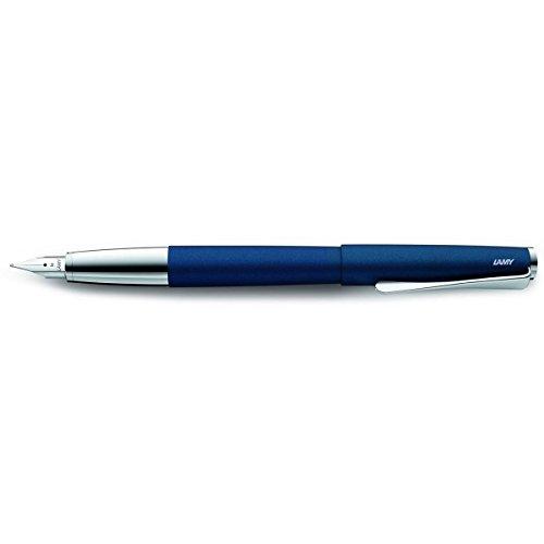 Lamy FH24040 -Füllerfederhalter Studio, Feder: F,Modell 067, imperialblau
