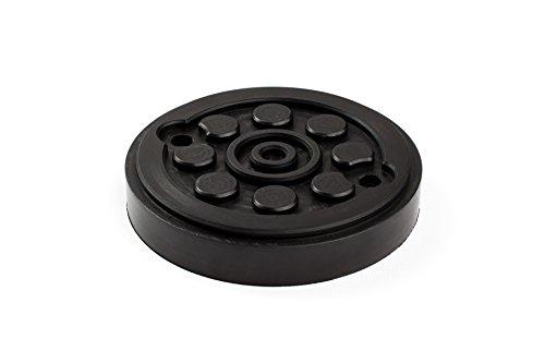 Kora 4 Stück Gummiteller für Hebebühne Maha Slift D:121mm Gummiauflage