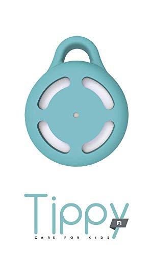Tippy Fi Accessorio Portachiavi Auto per Dispositivo Anti abbandono Tippy Pad