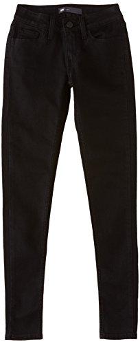 Levi's Damen 535 Legging Jeans, Schwarz (Soft Black 0201), 32 (Herstellergröße: 24) (Frauen Legging 535)