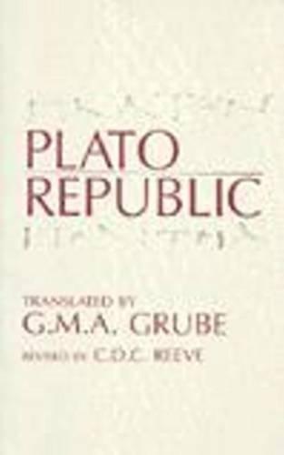Republic (Hackett Classics) by Plato (1992-11-15)