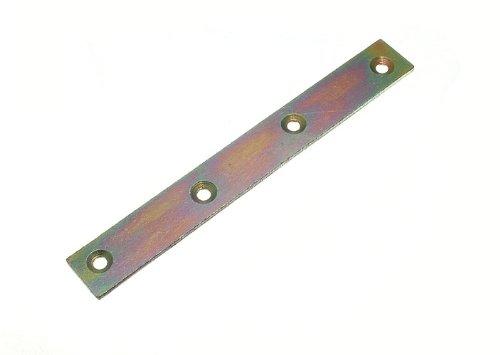 connecteur plat réparation raccommodage de rejoindre la plaque 150mm x 19mm yzp (pack de 10)