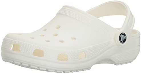 Crocs Cayman, mujer Zuecos/, Blanco (White), 38