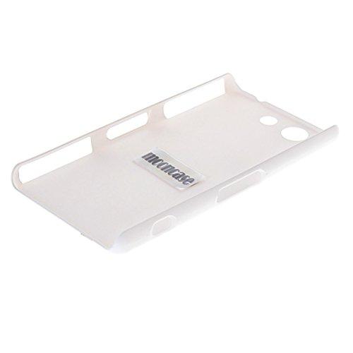 MOONCASE Hard Shell Cover Housse Coque Etui Case pour Apple iPhone 6 ( 4.7 inch ) Noir Blanc