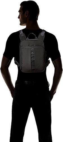 Victorinox  31374601, Borsa Messenger  Adulti, Black/Black Logo (Nero) - 311746 Black/Black Logo