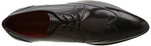 Melvin & Hamilton Toni 2, Chaussures de ville homme Noir (Black)