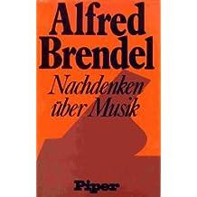 Alfred Brendel: Nachdenken über Musik