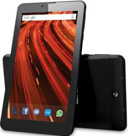 Celkon Xion S1 CT710 Tablet (4GB, 7 Inches, WI-FI) Black, 512MB RAM Price in India