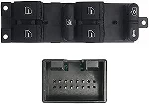 Kippschalter Für Den Innenbereich Von Alzacristalli Tür Vorne 4 Tasten 9 Pin Auto