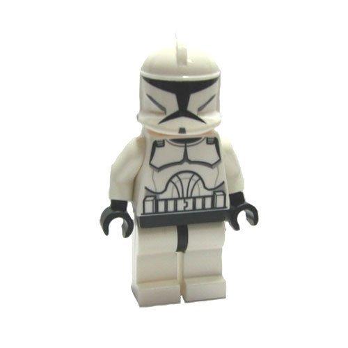LEGO Star Wars - Figura de soldado clon con pistola