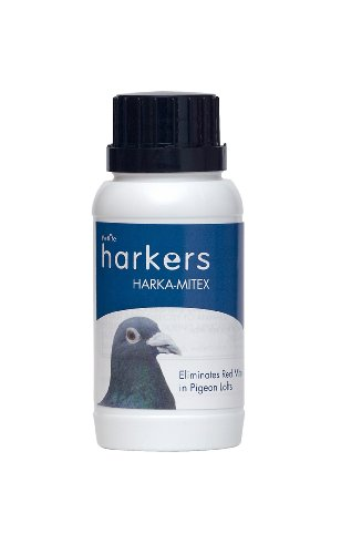 Petlife Harkers Harka-Mitex Concentrated Red Mite Spray for Pigeon Loft, 140 ml