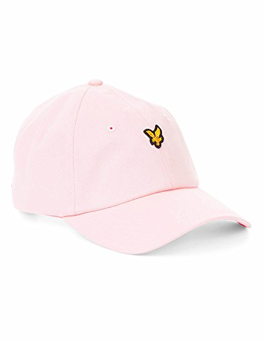 Lyle & Scott Baseball Homme Cap Rose