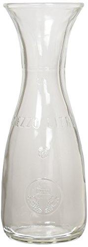 Bormioli Rocco 184169538 Misura Weinkaraffe, mit Füllstrich bei 0,5l, Glas, transparent, 1 Stück Wein-glas