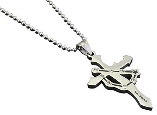 Sternzeichen Halskette Steinbock Horoskop Schmuck Astrologie Konstellation Halskette Farbe Silber Farbe Astrologie