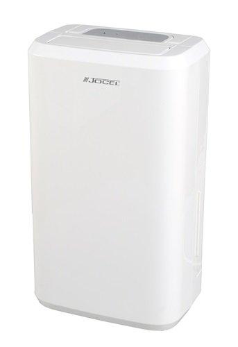 Jocel JDE001290 Deshumidificador, 10 litros, 42 Decibeles, Blanco