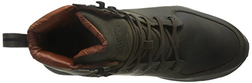 The North Face - The North Face Thermoball Versa Boots - Weimaraner Brown/Bombay Orange Braun