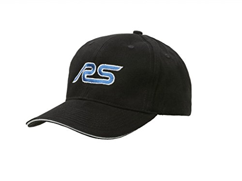 Price comparison product image Richbrook 5500.59 RS Logo Black Baseball Cap