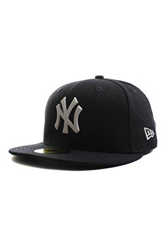 New Era 59Fifty Cap - GLOW IN THE DARK New York Yankees navy Marine