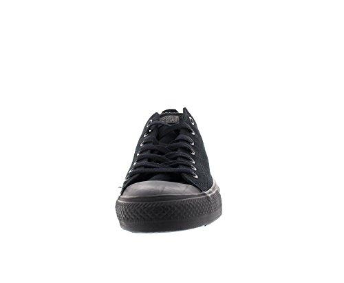 Converse Ctas Mono Ox, Noir Unisexe Sneaker