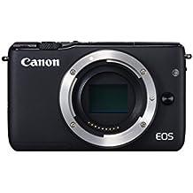Canon EOS M10 Fotocamera Mirrorless, 18 Megapixel, Nero