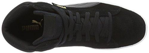 Puma 1948 Mid, Sneakers Basses Mixte Adulte Noir (Puma Black-puma Black 13)