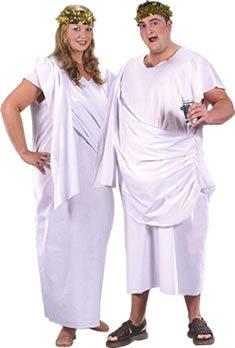Toga. Unisex Plus Size (Toga! Kostüme Toga! Size Plus)