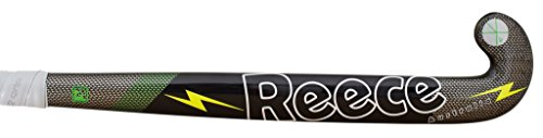 Reece Hockey IX 115 Indoor - black-green-yellow, Größe Reece:36.5