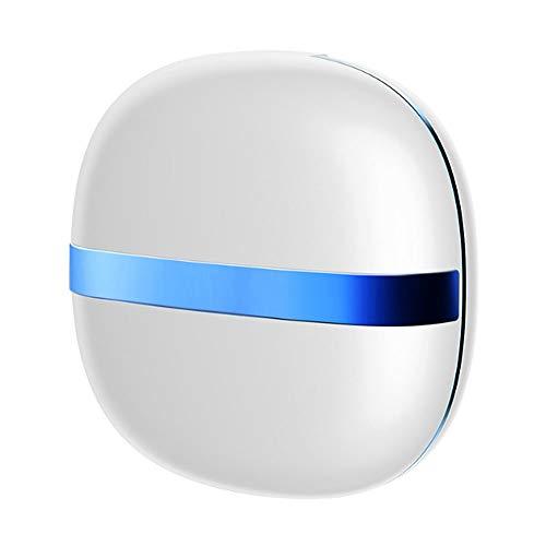 Gyqjs Ultraschall-Kontaktlinsenreiniger, Praktische USB-Ladebrille Reinigungsmaschine 46KHz ReinigungsgeräT Maschine Daily Care FüR RGP Spiegel SchöNheit Hitomi ()