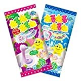 Kracie DIY JAPANESE CANDY MAKING KIT, popin cookin Oekaki Gummy Land (Soda) by Kracie