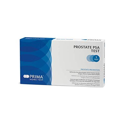 la prostata infiammata può provocare singolarità riguardo fertility test
