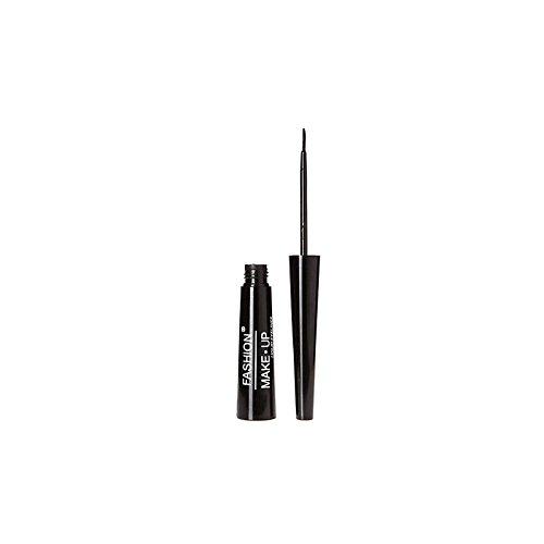 Fashion Make Up - Eyeliner Liquide N°1 - Couleur : Noir