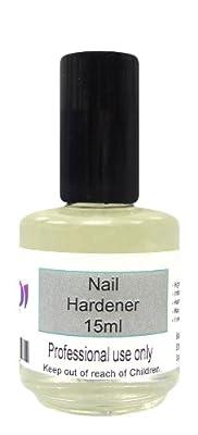 Nail Hardener 15ml Salon Treatment Finger Strengthens Thin And Weak Nails
