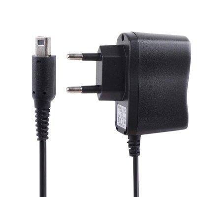 Generic EU Plug AC Charger Adapter for Nintendo 3DSXL / LL
