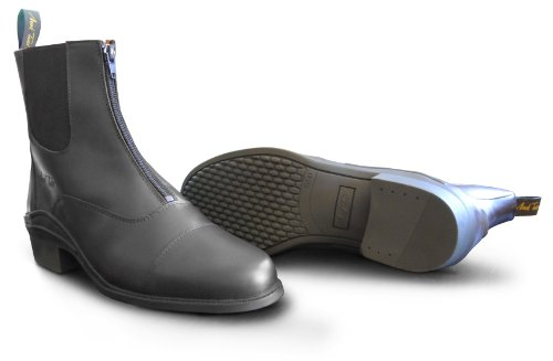 Mark Todd Chetwode Boots Devant zippé