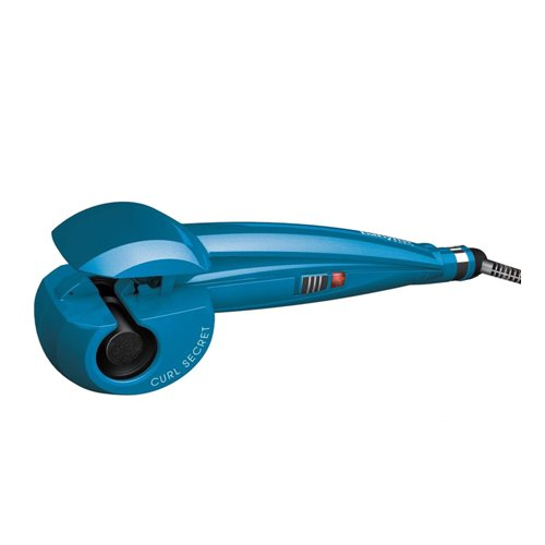 Babyliss - C902PE - Fer à Boucler Fashion Curl Secret Bleu