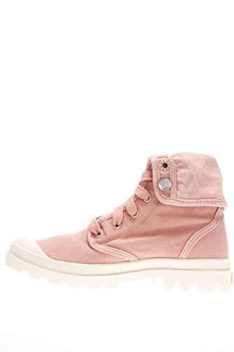 Palladium Donna Sneaker PACAL0134 P633 Lady Baggy marshm sole canvas Raspberry