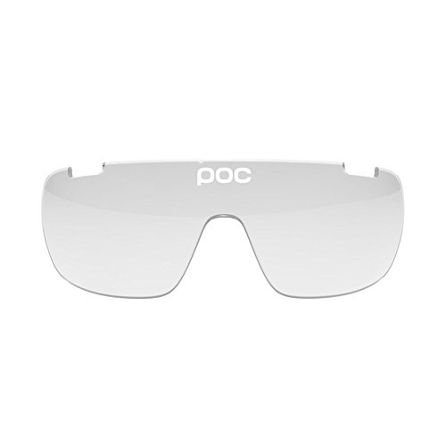 POC DO Blade Sonnenbrille, Unisex Erwachsene Einheitsgröße Transparent (clear 90.0)