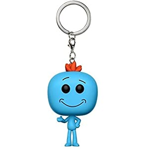 FunKo Pop Pocket Keychain Rick Morty Mr Meeseeks 12921