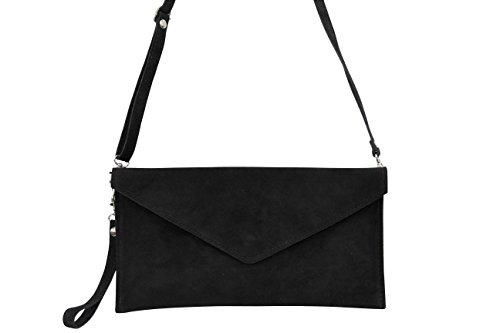 AMBRA Moda - Sacchetto Donna nero
