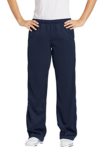 Sport-Tek® Ladies Tricot Track Pant. LPST91 True Navy 4XL -