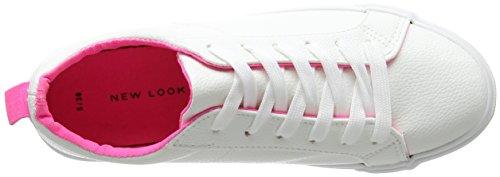 New Look - Moxie, Sneaker basse Donna White (White)