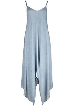 Blaumax Damen Maxikleid Daisy oberschenkellanges Unterkleid Wird mitgeliefert