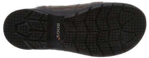 Bogs Mens Turf Stomper St Waterproof Work Boot brown