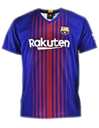 Camiseta 1ª Equipación Replica Oficial FC BARCELONA 2017-2018 Dorsal MESSI  - Tallaje ... 68b5c5e8998c7