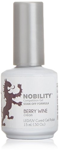 LeChat Nobility Vernis à Ongle Berry Wine