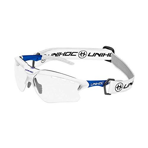 Realstick-Gafas protectoras X Blu-ray Junior Blanco/Azul