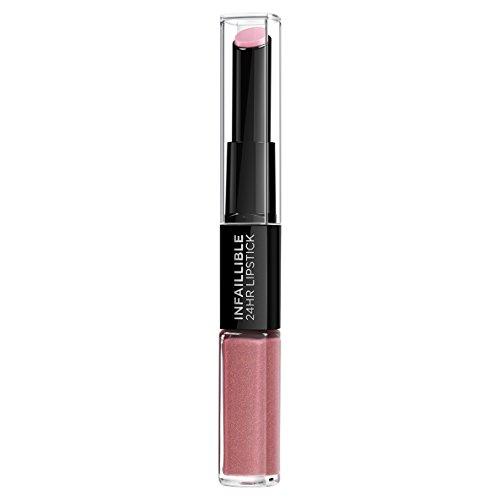 Barra de Labios Color Infalible 24h 110 Timeless Rose de L'Oréal Paris