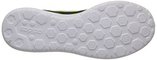 Adidas - Lite Runner - , homme multicolore (Solar Yellow/Ftwr White/Core Black)