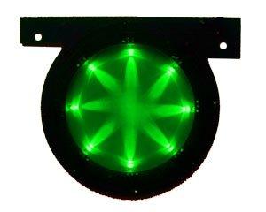 Logo Modding Beleuchtung grün für XBOX